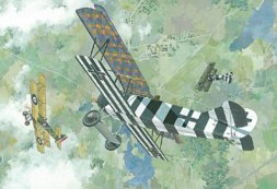 Fokker D.VII (Fokker-built early) 1:48