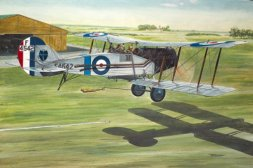 Roden Bristol F.2B Fighter Mk.IV 1:48