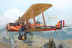 Roden Airco (de Havilland) D.H.4 w/Puma 1:48