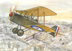 RAF S.E.5a w/Hispano Suiza 1:72