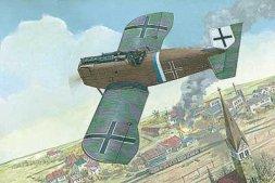 Junkers D.I 1:72