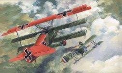 Fokker Dr.I 1:72
