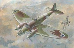 Heinkel 111E Emil 1:72
