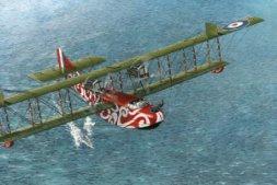 Felixstowe F.2A Early version 1:72