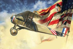 Roden SPAD VIIc.1 (Lafayette and U.S.A.A.F. Service) 1:32