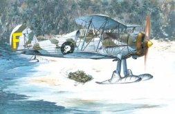 Gloster Gladiator Mk.II 1:48