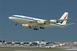 Boeing 720 - United 1:144