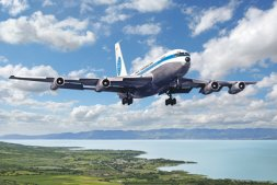 Boeing 720B - Pan American 1:144
