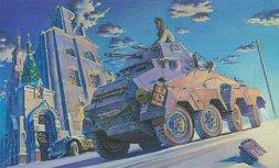 Sd.Kfz.231 (8 Rad) Panzerspähwagen 1:72