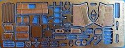 NH Detail Opel Maultier Detail Set für RODEN 1:72