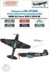 USSR Air Force - WW II 1943-45