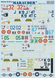 Print Scale Martin B-26 Marauder 1:144