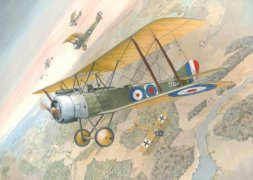 Sopwith 1 1/2 Strutter two seat 1:48