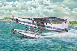 Pilatus PC-6 B2/H4 Turbo Porter Floatplane 1:48