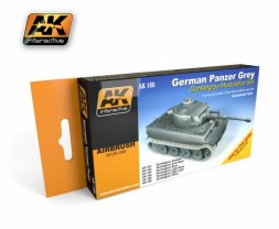 German Panzer Grey - Modulation Set