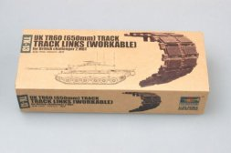 Trumpeter Challenger 2 Worktable Track links 1:35