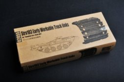Trumpeter Strv103 Early Worktable Track links 1:35