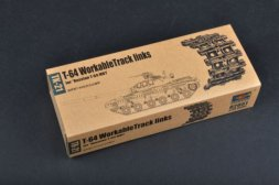 Trumpeter T-64 Workable Track links 1:35