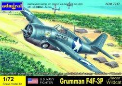 Admiral Grumman F4F-3P Recon Wildacat 1:72