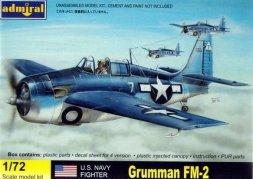Admiral Grumman FM-2 USN 1:72