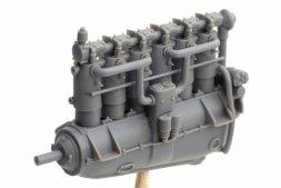 Mercedes D.IIIa (180/200 hp) Engine 1:72