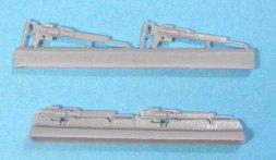 ShKAS Soviet WWII 7.62mm machine gun 1:48