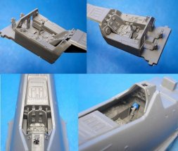 Vector Fw 190A-5/8 Cockpit set for Hasegawa 1:48