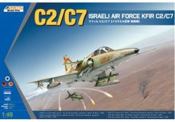Kfir C2/C7 - Israeli Air Force 1:48