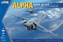 Alpha Jet A/E 1:48