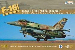 F-16I SUFA 1:48