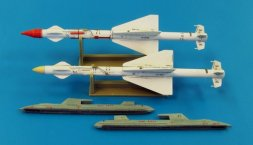 R-23R / AA-7A Apex + APU-23 1:48
