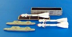 R-60M/MK / AA-8 Aphid (APU-60 MiG-29) 1:48