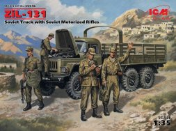 ZiL-131 with Soviet Motorized Rifles 1:35