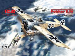Fokker E.IV 1:72